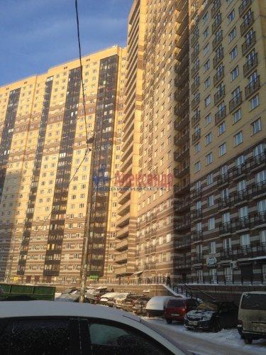 1-комнатная квартира (38м2) на продажу по адресу Парголово пос., Федора Абрамова ул., 20— фото 2 из 3