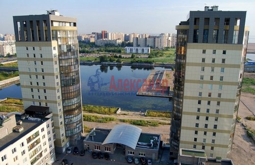4-комнатная квартира (146м2) на продажу по адресу Кораблестроителей ул., 30— фото 4 из 25