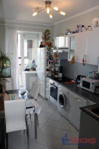 1-комнатная квартира (36м2) на продажу по адресу Есенина ул., 1— фото 1 из 24