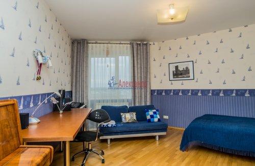 3-комнатная квартира (145м2) на продажу по адресу Коломяжский пр., 20— фото 6 из 33