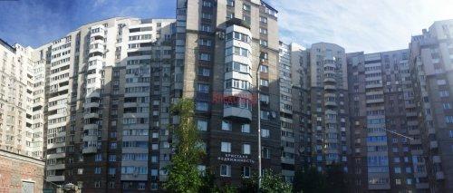 1-комнатная квартира (48м2) на продажу по адресу Поликарпова аллея, 2— фото 23 из 26