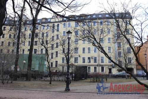 6-комнатная квартира (224м2) на продажу по адресу Каменноостровский пр., 54/31— фото 9 из 12