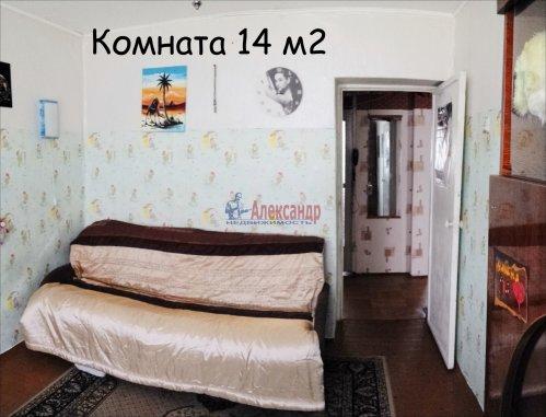 3-комнатная квартира (64м2) на продажу по адресу Выборг г., 75— фото 6 из 15