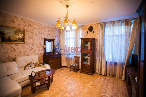 3-комнатная квартира (81м2) на продажу по адресу Севастьянова ул., 4— фото 1 из 11