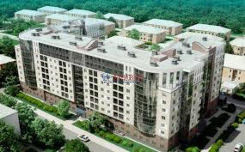 1-комнатная квартира (35м2) на продажу по адресу Севастопольская ул., 9— фото 2 из 2