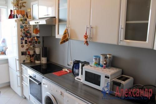 1-комнатная квартира (36м2) на продажу по адресу Есенина ул., 1— фото 4 из 24