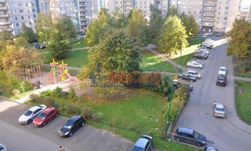 1-комнатная квартира (39м2) на продажу по адресу Богатырский пр., 36— фото 1 из 2