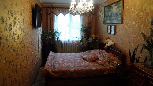 2-комнатная квартира (44м2) на продажу по адресу Гостилицы дер., Школьная ул., 6— фото 4 из 8