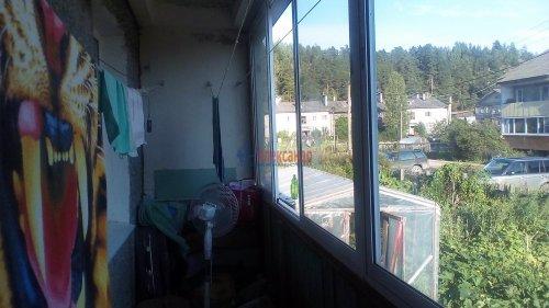 1-комнатная квартира (37м2) на продажу по адресу Куркиеки пос., Новая ул., 14— фото 9 из 11