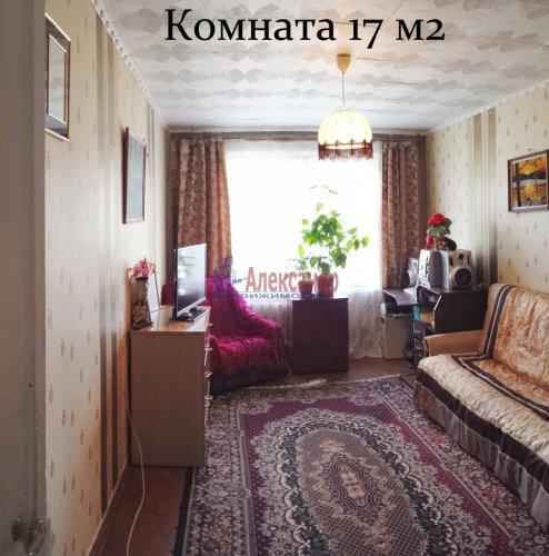 3-комнатная квартира (64м2) на продажу по адресу Выборг г., 75— фото 8 из 15