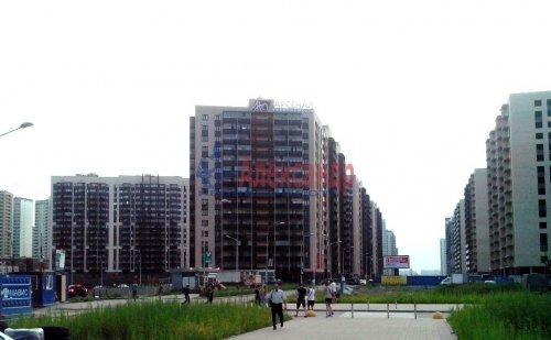 3-комнатная квартира (81м2) на продажу по адресу Мурино пос., Менделеева бул., 7— фото 23 из 24