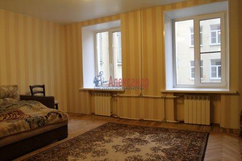 2-комнатная квартира (61м2) на продажу по адресу Спасский пер., 9— фото 3 из 8