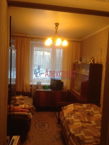 2-комнатная квартира (43м2) на продажу по адресу Всеволожск г., Вокка ул., 4— фото 12 из 17
