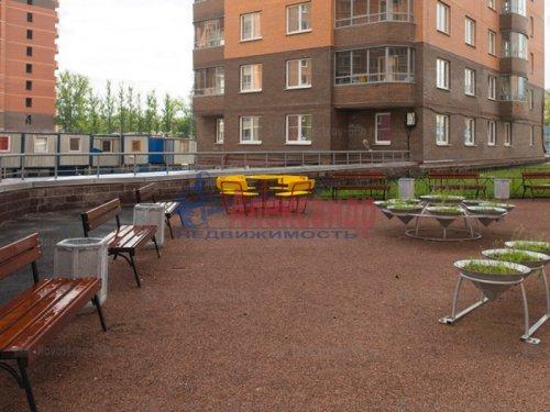 1-комнатная квартира (37м2) на продажу по адресу Металлострой пос., Полевая ул., 9— фото 3 из 3