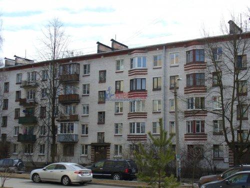 1-комнатная квартира (31м2) на продажу по адресу Пограничника Гарькавого ул., 42— фото 3 из 11