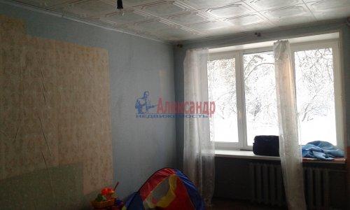2-комнатная квартира (44м2) на продажу по адресу Кузнечное пгт., Приозерское шос., 7— фото 5 из 20