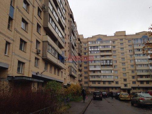 3-комнатная квартира (80м2) на продажу по адресу Ново-Девяткино пос., Флотская ул., 6— фото 1 из 4
