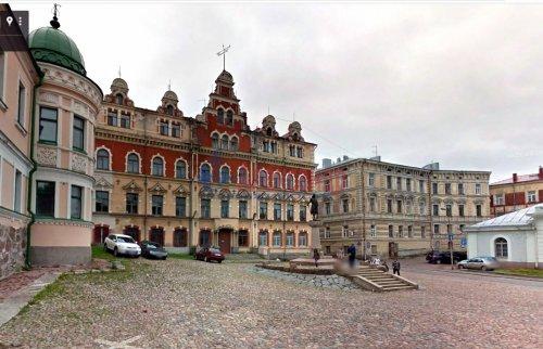 2-комнатная квартира (44м2) на продажу по адресу Выборг г., Крепостная ул., 1— фото 1 из 18