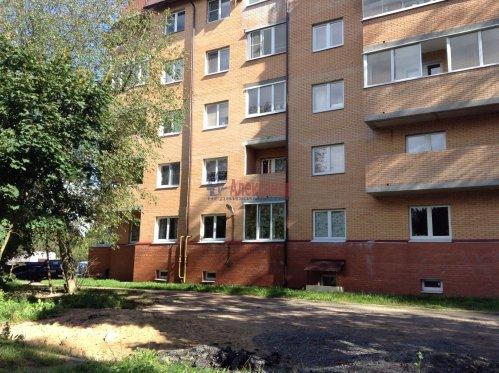 1-комнатная квартира (39м2) на продажу по адресу Токсово пгт., Школьный пер., 10— фото 3 из 9