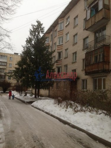 2-комнатная квартира (43м2) на продажу по адресу Всеволожск г., Вокка ул., 4— фото 14 из 17