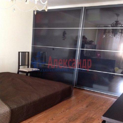 1-комнатная квартира (41м2) на продажу по адресу Косыгина пр., 34— фото 16 из 19