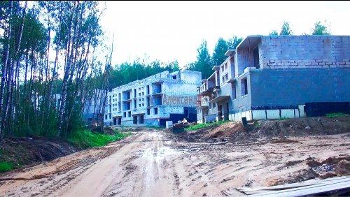 2-комнатная квартира (56м2) на продажу по адресу Мистолово дер., Центральная ул., 2— фото 5 из 14