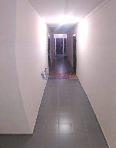 1-комнатная квартира (32м2) на продажу по адресу Мурино пос., Боровая ул., 16— фото 13 из 16