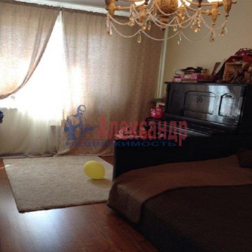 1-комнатная квартира (41м2) на продажу по адресу Косыгина пр., 34— фото 17 из 19