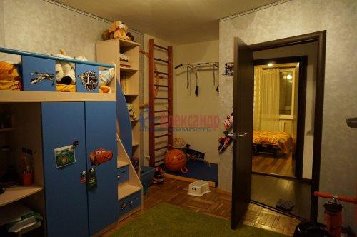 3-комнатная квартира (60м2) на продажу по адресу Гражданский пр., 90— фото 15 из 25