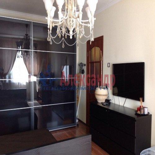 1-комнатная квартира (41м2) на продажу по адресу Косыгина пр., 34— фото 18 из 19