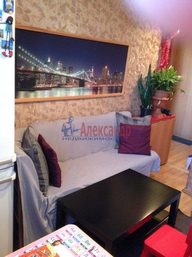1-комнатная квартира (34м2) на продажу по адресу Кириши г., Советская ул., 22— фото 1 из 5