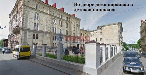 2-комнатная квартира (44м2) на продажу по адресу Выборг г., Крепостная ул., 1— фото 4 из 18