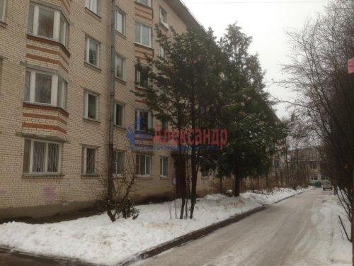 2-комнатная квартира (43м2) на продажу по адресу Всеволожск г., Вокка ул., 4— фото 16 из 17
