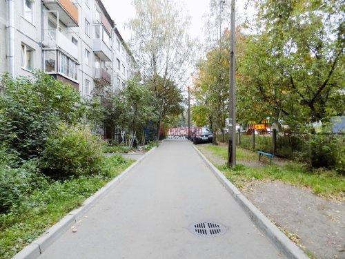 1-комнатная квартира (30м2) на продажу по адресу Выборг г., Ленинградское шос., 37— фото 2 из 13