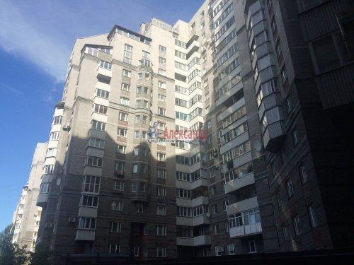1-комнатная квартира (48м2) на продажу по адресу Поликарпова аллея, 2— фото 25 из 26