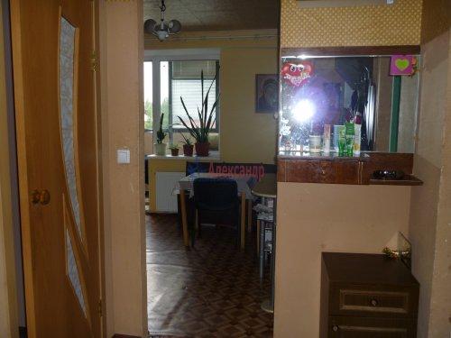 1-комнатная квартира (38м2) на продажу по адресу Всеволожск г., Колтушское шос., 44— фото 3 из 14