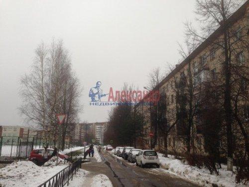 2-комнатная квартира (43м2) на продажу по адресу Всеволожск г., Вокка ул., 4— фото 17 из 17