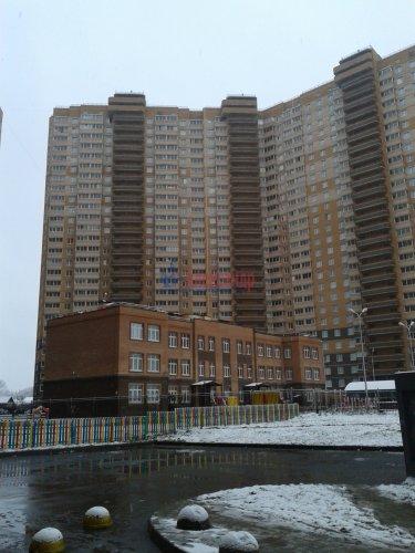 1-комнатная квартира (37м2) на продажу по адресу Мурино пос., Новая ул., 7— фото 19 из 20
