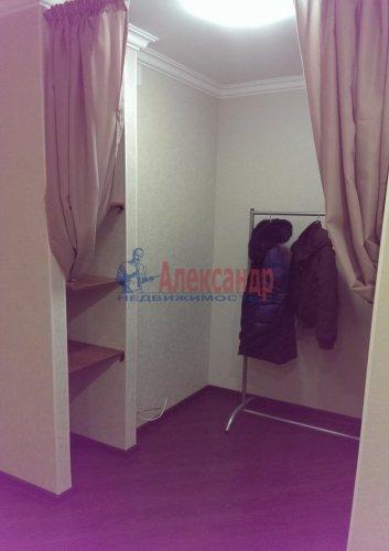 1-комнатная квартира (39м2) на продажу по адресу Приморское шос., 293— фото 9 из 12