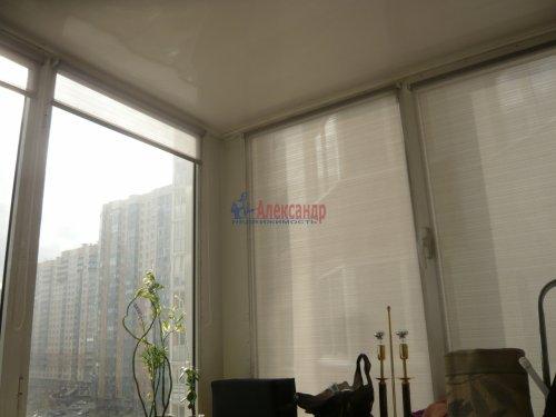 1-комнатная квартира (46м2) на продажу по адресу Науки пр., 17— фото 15 из 18