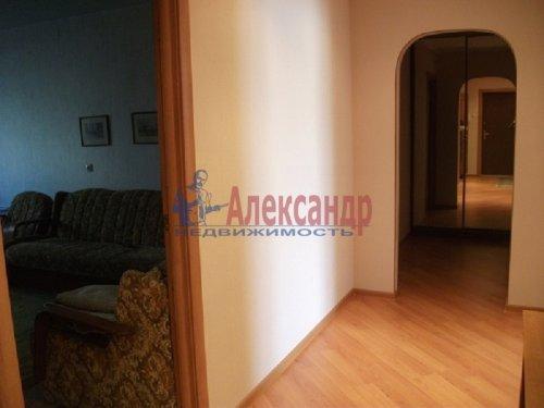 3-комнатная квартира (80м2) на продажу по адресу Шуваловский пр., 51— фото 4 из 9