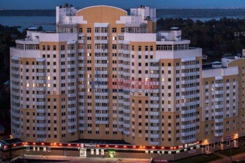 1-комнатная квартира (39м2) на продажу по адресу Приморское шос., 293— фото 2 из 12