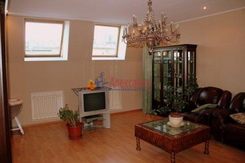 3-комнатная квартира (90м2) на продажу по адресу Выборг г., Ленинградское шос., 12— фото 2 из 21