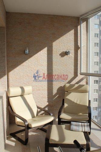 1-комнатная квартира (46м2) на продажу по адресу Науки пр., 17— фото 5 из 12