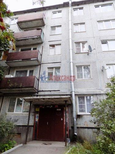 1-комнатная квартира (30м2) на продажу по адресу Выборг г., Ленинградское шос., 37— фото 3 из 13