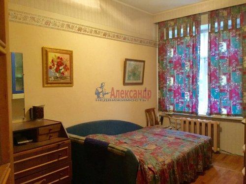 3-комнатная квартира (63м2) на продажу по адресу Колпино г., Карла Маркса ул., 10— фото 23 из 24