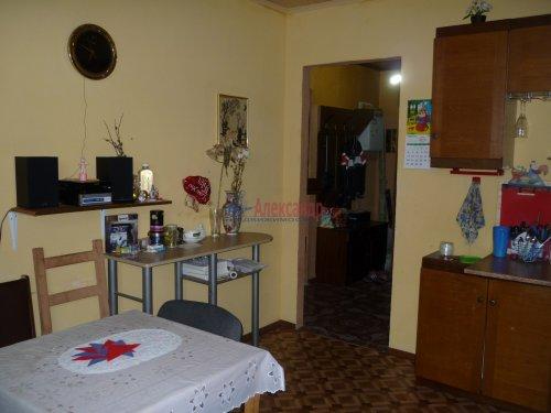 1-комнатная квартира (38м2) на продажу по адресу Всеволожск г., Колтушское шос., 44— фото 4 из 14