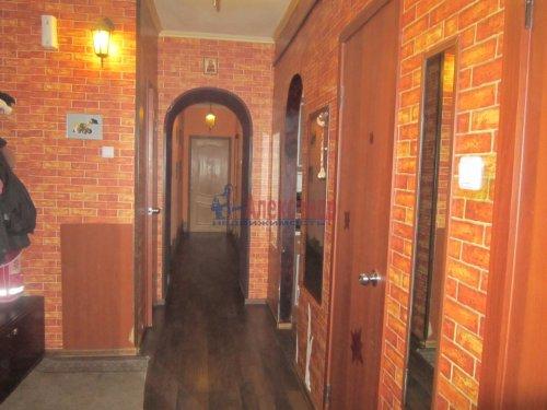 3-комнатная квартира (96м2) на продажу по адресу Петергоф г., Собственный пр., 18— фото 5 из 12