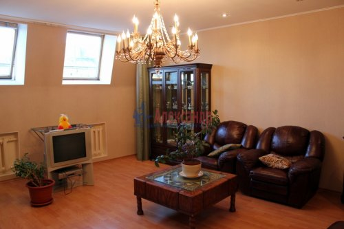 3-комнатная квартира (90м2) на продажу по адресу Выборг г., Ленинградское шос., 12— фото 4 из 21