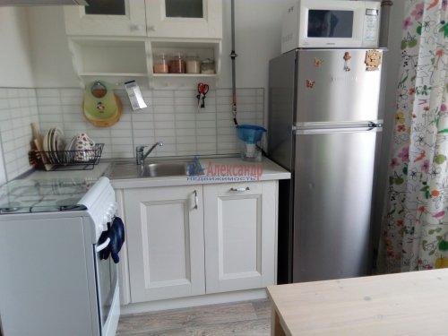 1-комнатная квартира (37м2) на продажу по адресу Всеволожск г., Центральная ул., 4— фото 5 из 10